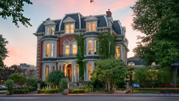 Copy of Boutique Hotel Mansion on Delaware