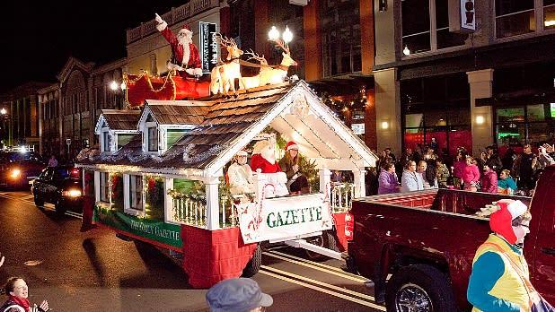 Annual Gazette Holiday Parade
