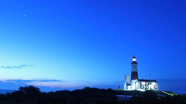 Long Island Lighthouse - montauk lighthouse winter - Photo by Long Island Convention