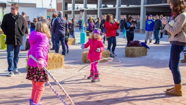 Larkin Ice Festival