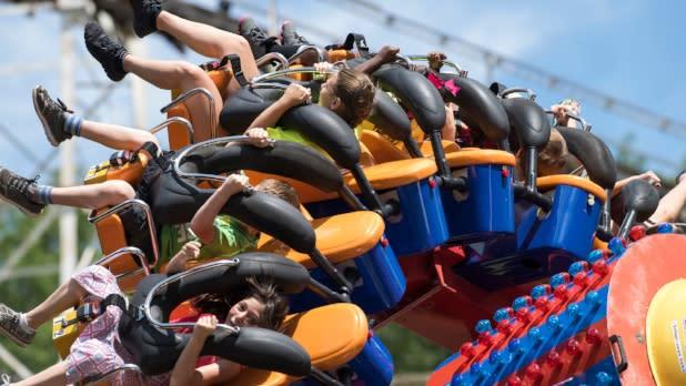 Six Flags Great Escape & Splashwater Kingdom