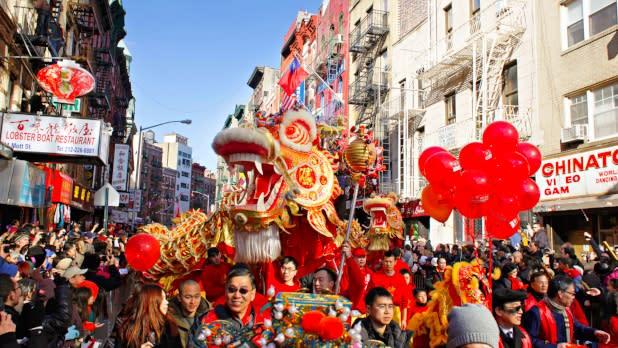 Lunar Parade and Festival