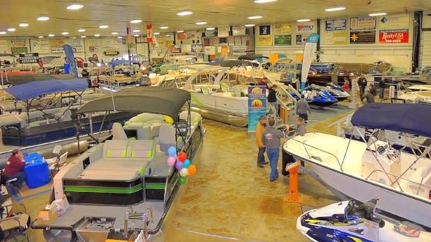Clayton Spring Boat Show