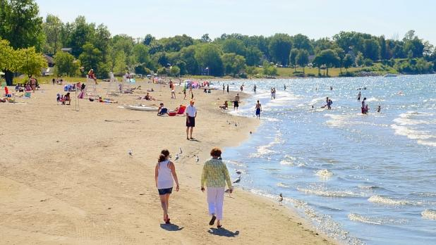 Lake Ontario Beach
