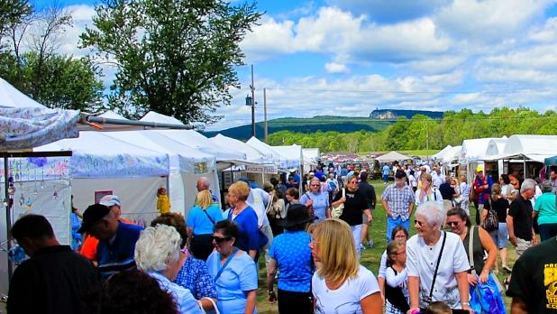 Woodstock-New Paltz Art & Crafts Fair