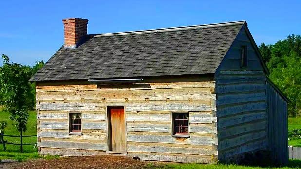 Smith (Joseph) Home and Sacred Grove