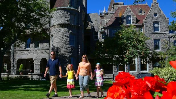 Family Fun Day at Boldt Castle