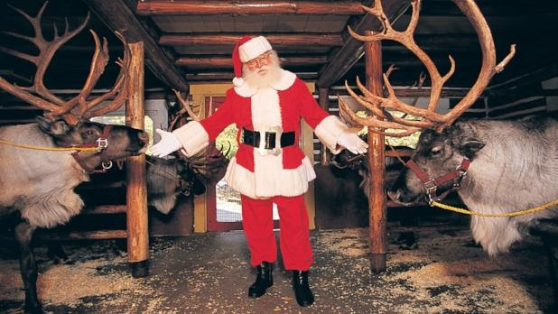 Santa's Workshop - Photo Courtesy of Santa's Workshop