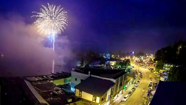 4th of July Celebration in Lake Placid