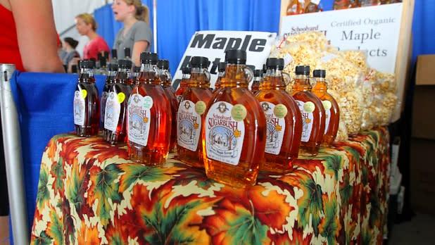 NYS Fair Inaugural Maple Day