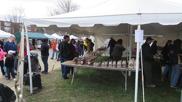 Franklinville's 2017 WNY Maple Festival Photo Courtesy of Franklinville's 2017 WNY Maple Festival