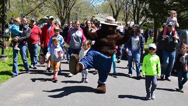 Arbor Day Festival - Photo Courtesy of Arbor Day Festival