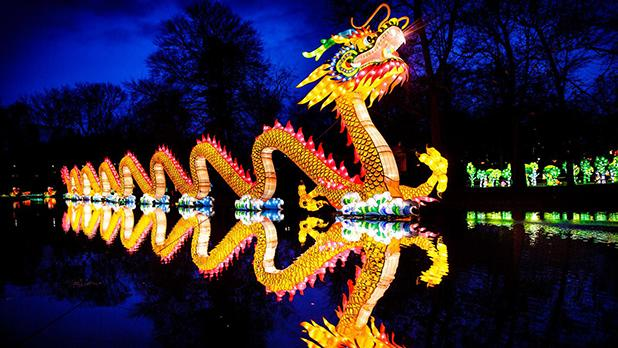 NYS Chinese Lantern Festival - Photo Courtesy of NYS Chinese Lantern Festival