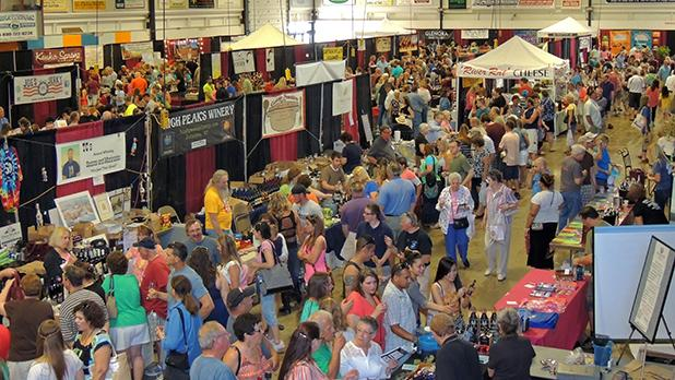 NYS Wine and Food Festival - Photo Courtesy of NYS Wine and Food Festival