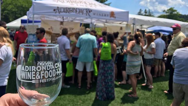 Adirondack Wine and Food Festival - Photo Courtesy of Adirondack Wine and Food Festival