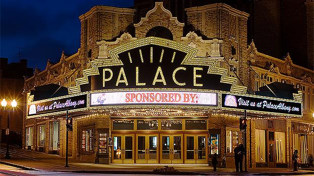 Palace Theater - Photo by NYS ESD