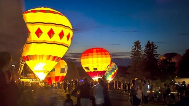 Saratoga Balloon & Craft Festival