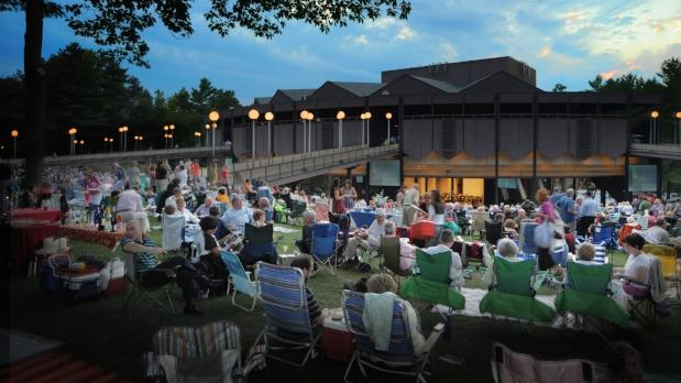 SPAC Concert - Photo Courtesy of www.saratoga.org Saratoga County Chamber of Commerce