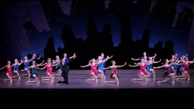 NYC Ballet in Saratoga