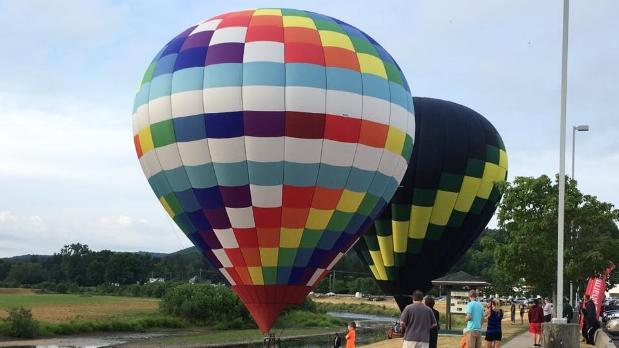 Great Wellsville Balloon Rally