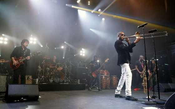 Trombone Shorty & Orleans Avenue's Treme Threauxdown