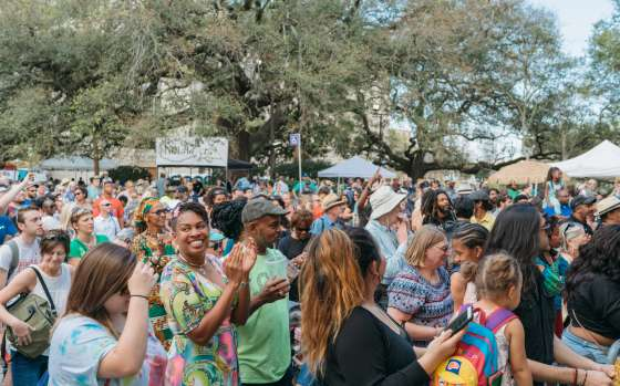 Congo Square New World Rhythms Festival