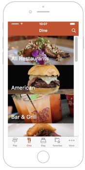 Dine-OBX App
