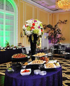 Catering - Patrick Henry Ballroom