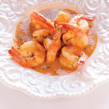 Chipolte shrimp