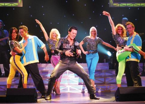 Ever-popular Elvis will take to the stage at Legends again this spring