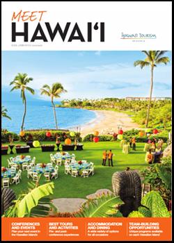 Meet Hawaii Oceania 2016