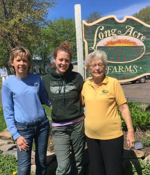 Long Acre Farms generations