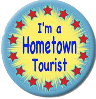 Hometown Tourist Logo