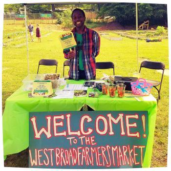 W Broad Farmers Market