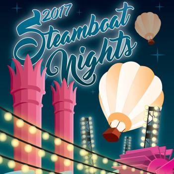 Steamboat Nights poster