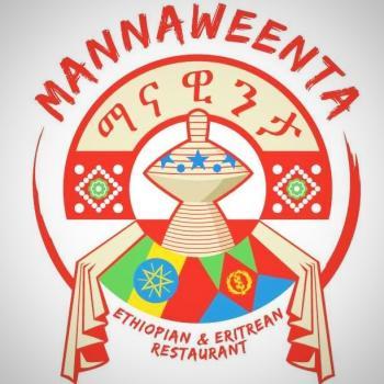 Delicious Ethiopian cuisine at Mannaweenta - Athens, Georgia