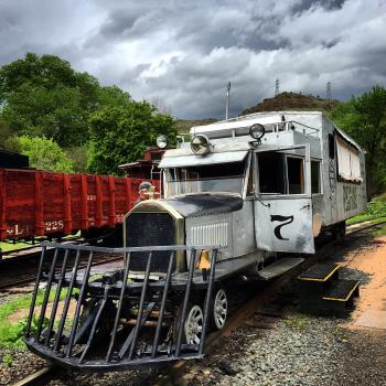 Galloping Goose Railroad Car - Blog