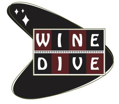 Wine Dive in Wichita Logo