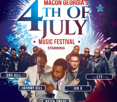 July 4, 2017 Music Festival