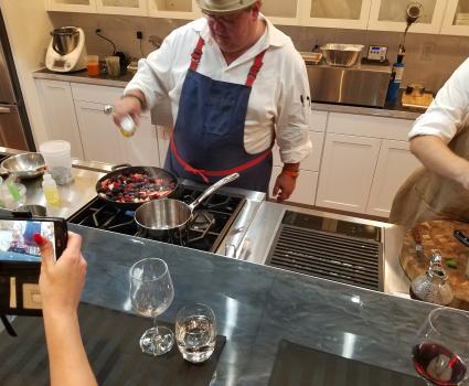 MESA, A Collaborative Kitchen, chef