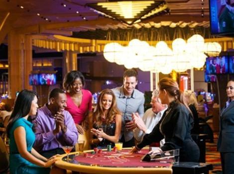 Casino flyygelin kapchagaya