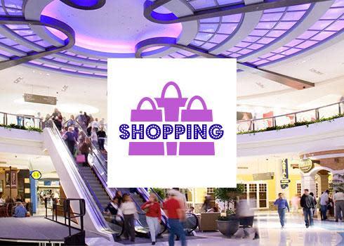 Shopping - Spring Landing Page