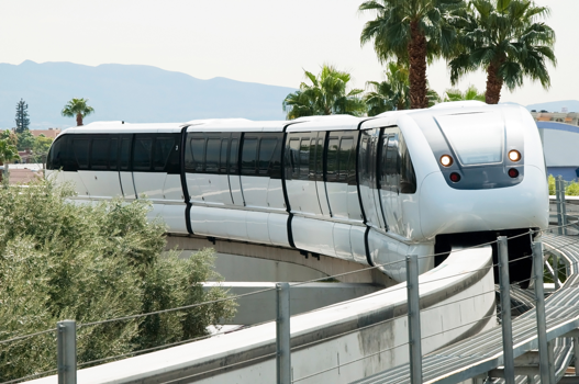 transportation, monorail