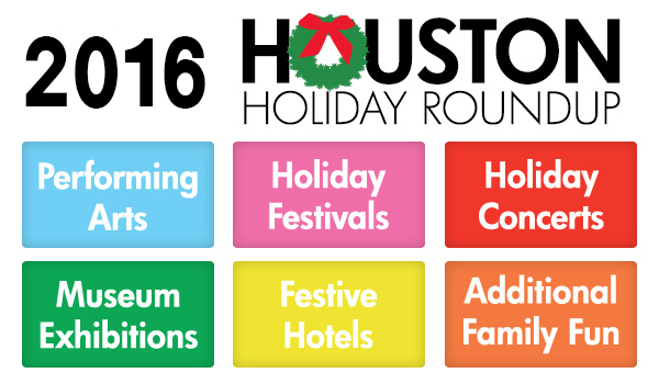 Holidays in Houston | Christmas & Holiday Events