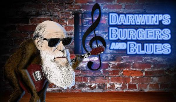 Darwin's Burgers and Blues