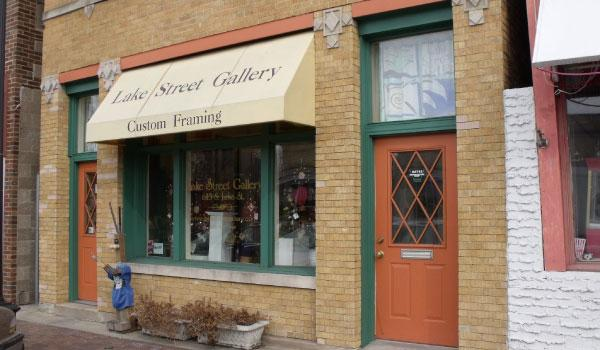 Lake Street Gallery in Gary