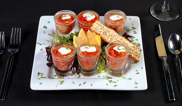 Patrick's Grille Oyster Shooters