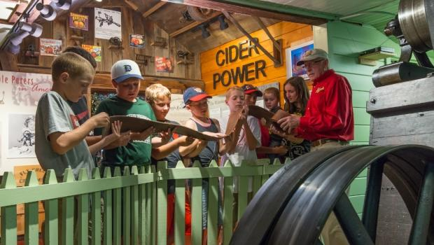 Fly Creek Cider Mill