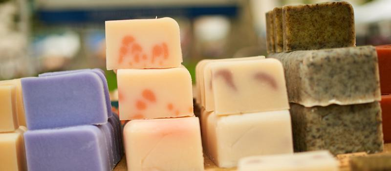 Winter Farmers Markets Soap