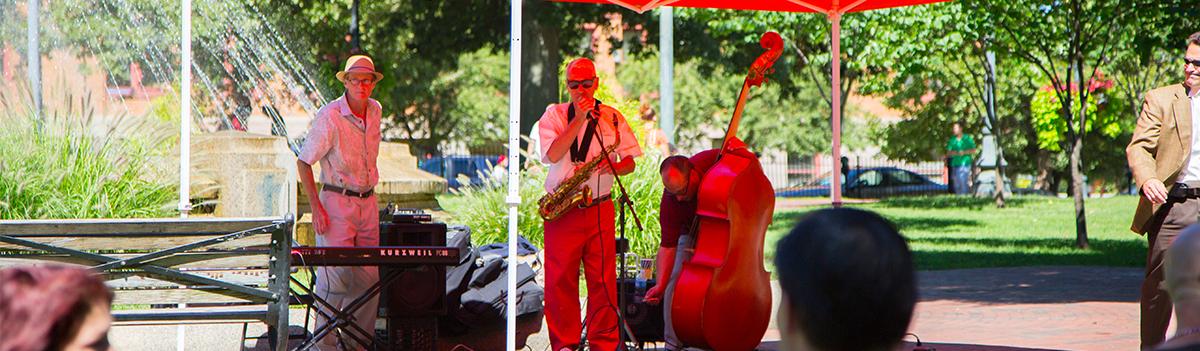 Burnside Park Music